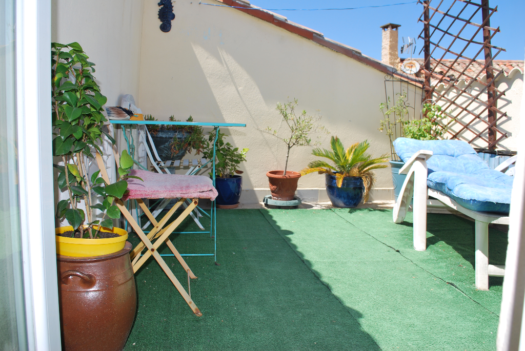 Maison 3 pièce(s) 65 m2 cave et terrasse