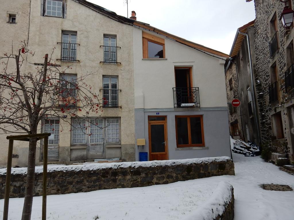 Maison de ville Le Monastier Sur Gazeille 2 pièces 65 m²