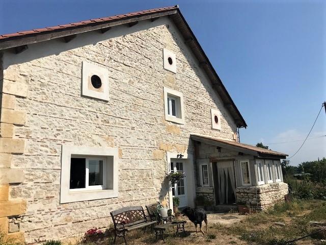 Maison pierre Saint Avit Saint Nazaire 200 m2