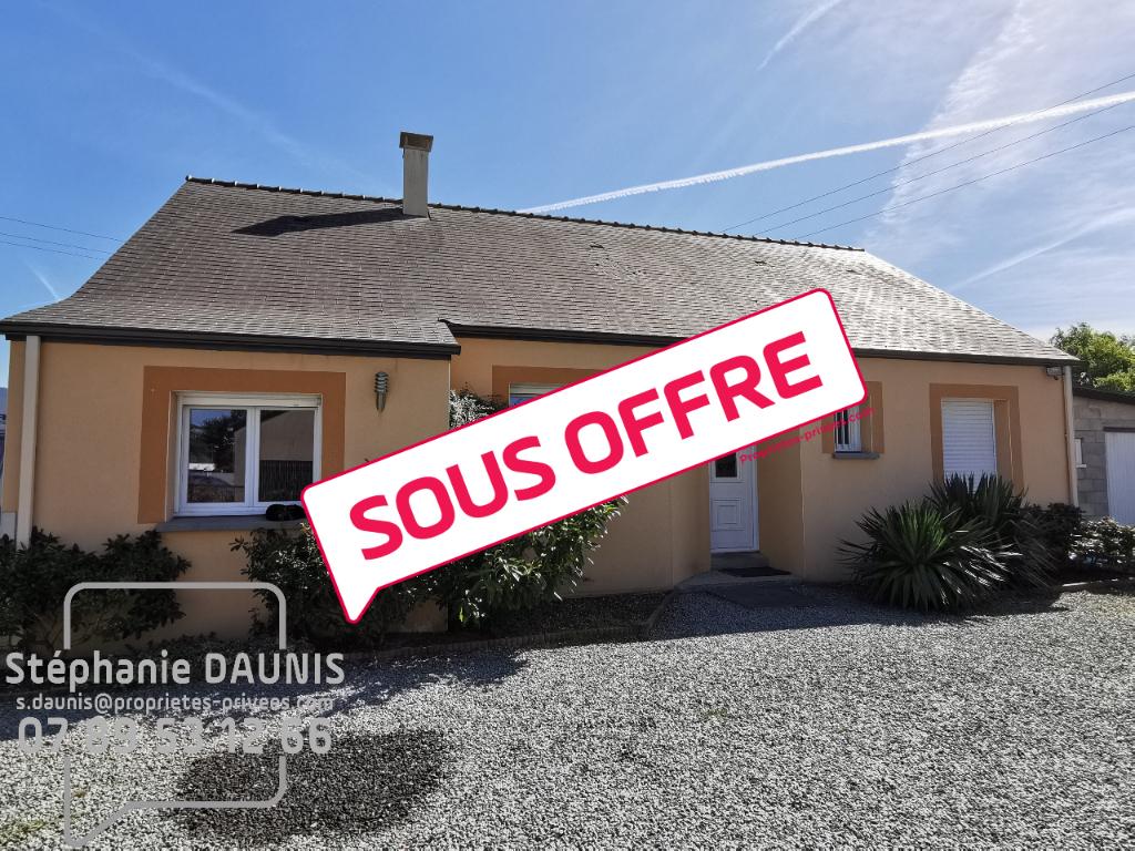 Maison Guenrouet 100 m2