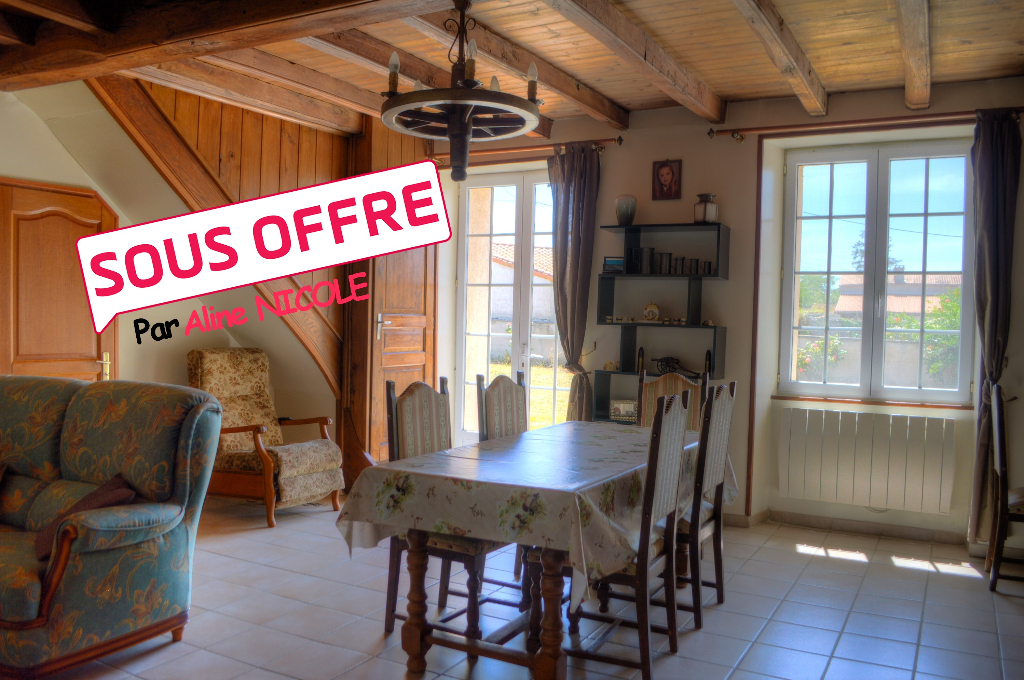 Maison Sainte Ouenne 5 pièce(s) 138 m2