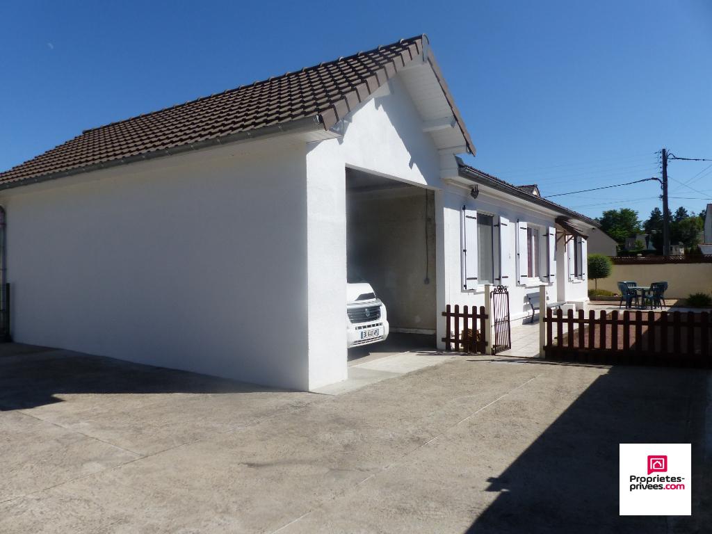 Maison Proche Chinon 6 pièce(s) 157 m2