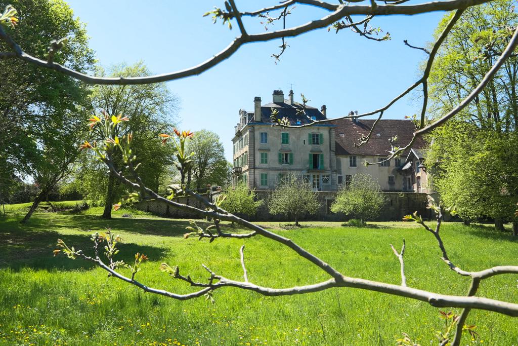 Propriété XIX ème siècle sur 1,5 hectare
