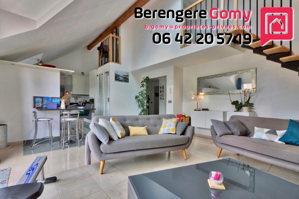 Appartement Duplex Montmorency 4 pièce(s) 104 m2