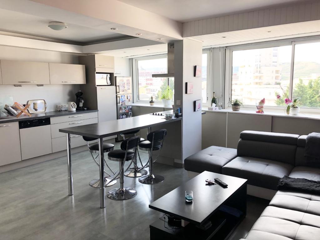 Appartement Type T3 de 65 m2