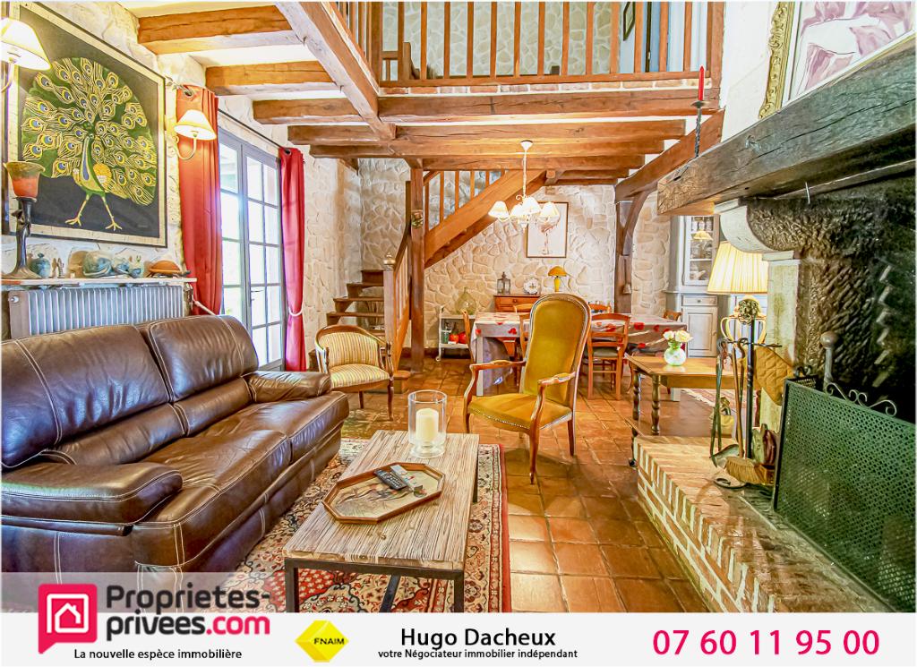 Maison Mereau 184 m2