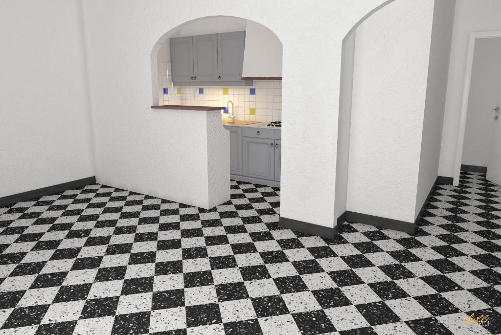 3 pièce(s) 57 m2, parking