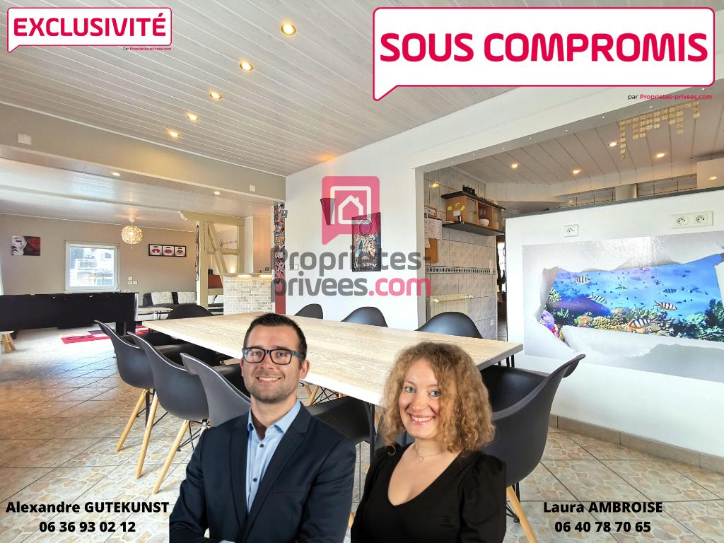 Vente maison 5 pièces - 144 m²