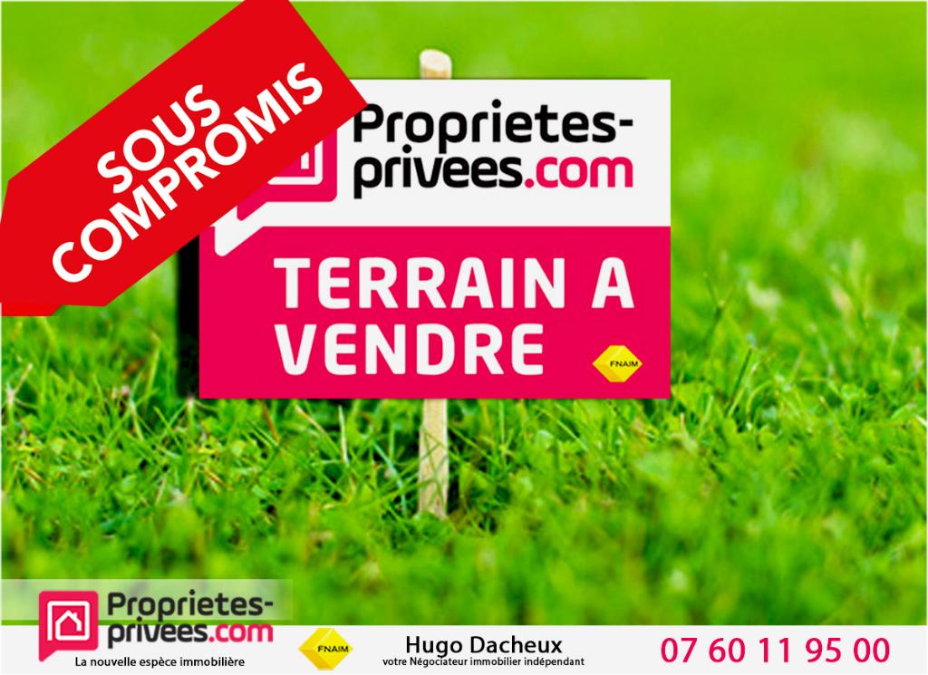 Terrain Mereau 1246 m2