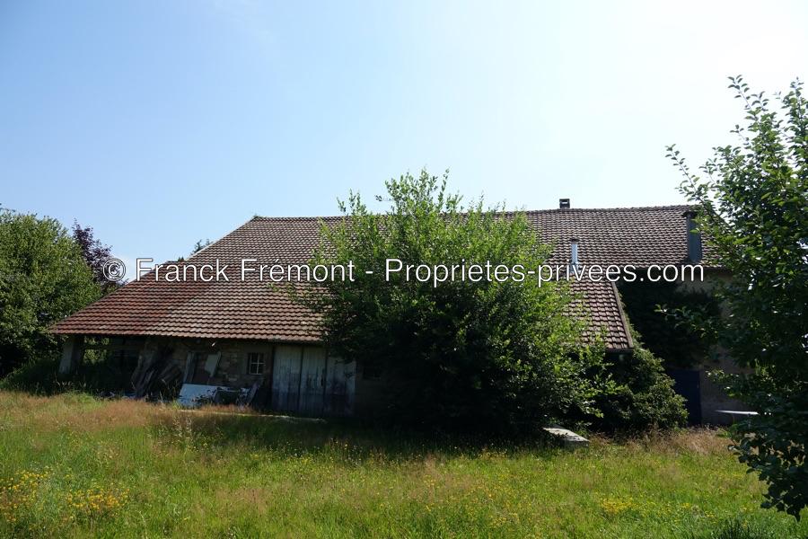 Charmante ferme rénovée à Lantenot