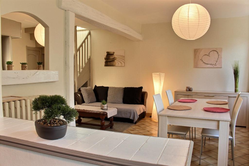 Maison 3 chambres + garage double