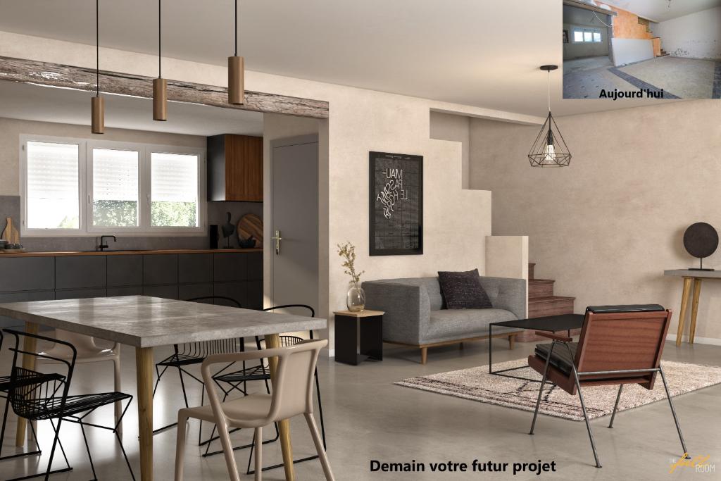 105990 euros Maison Courlandon 4 pièce(s) 90.35 m²