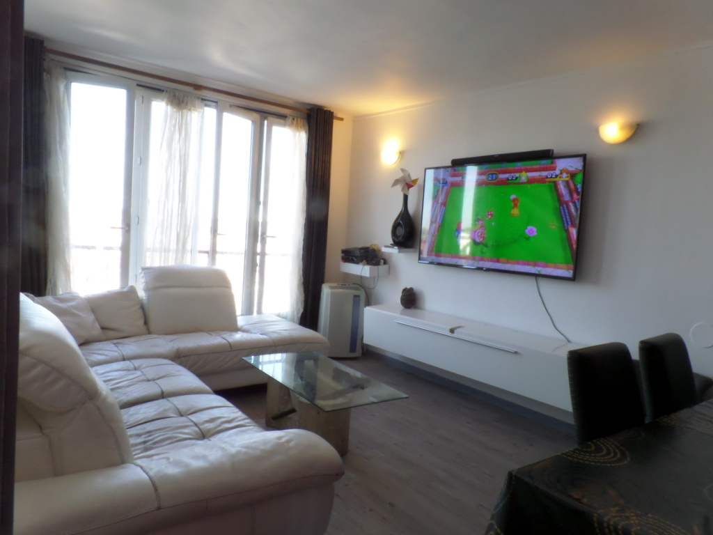 Appartement de type T4, La Courneuve ( 93120)