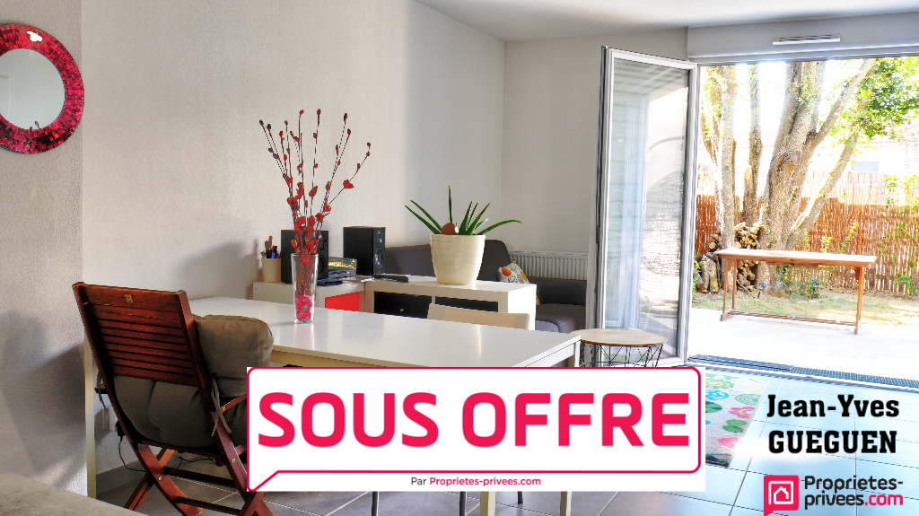 EXCLUSIVITE- 31750 ESCALQUENS - Maison T3 de 71m² avec garage