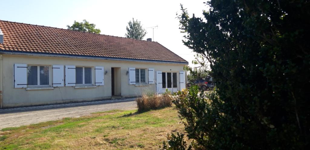 Maison 44650 Corcoué sur logne  6 pièce(s) 145 m2 avec 5 000 m2 de terrain