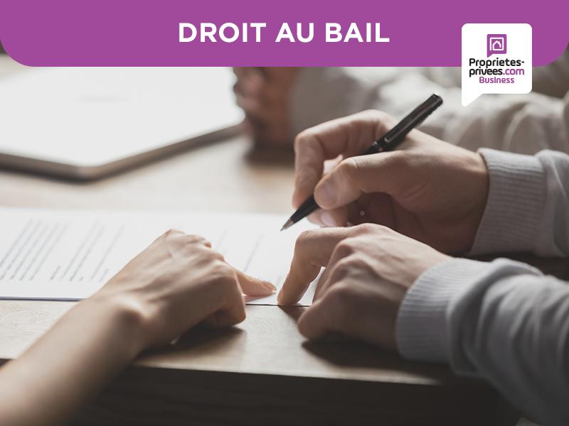 EXCLUSIVITE VOIRON - CESSION DE BAIL- LOCAL HYPER CENTRE - 79 000 euros