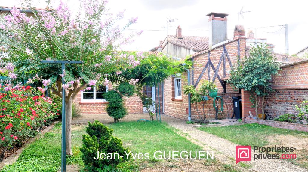 Portet sur Garonne Village Maison 3 pièce(s) 80 m2