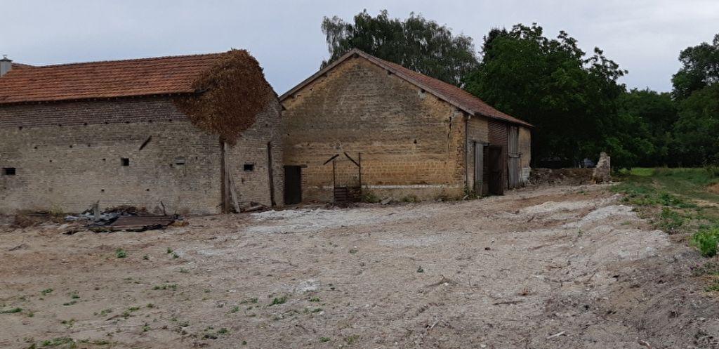 Grange Warmeriville sur belle parcelle constructible
