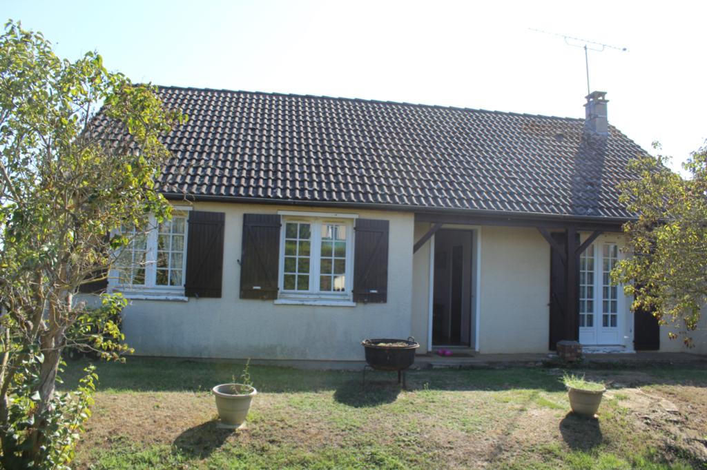 Maison avec sous-sol