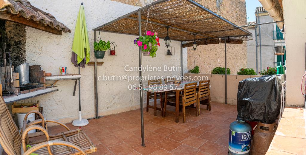 Maison de village 112m² avec garage et terrasse