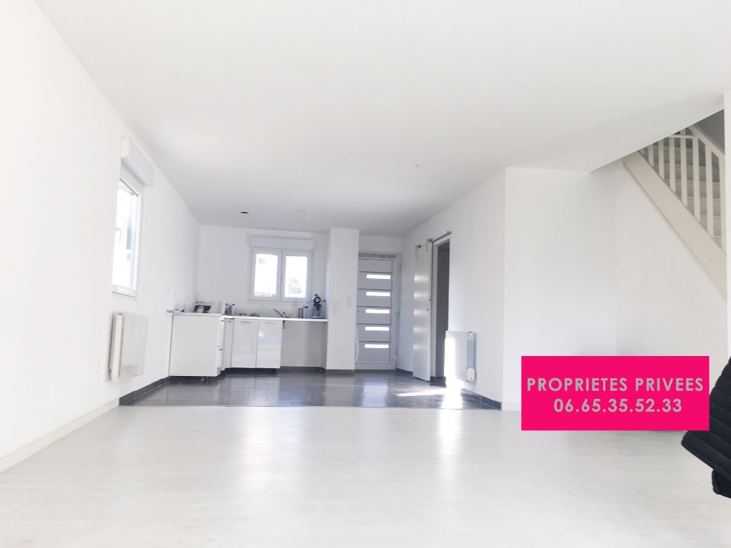 Maison individuelle Henin Beaumont 110m²