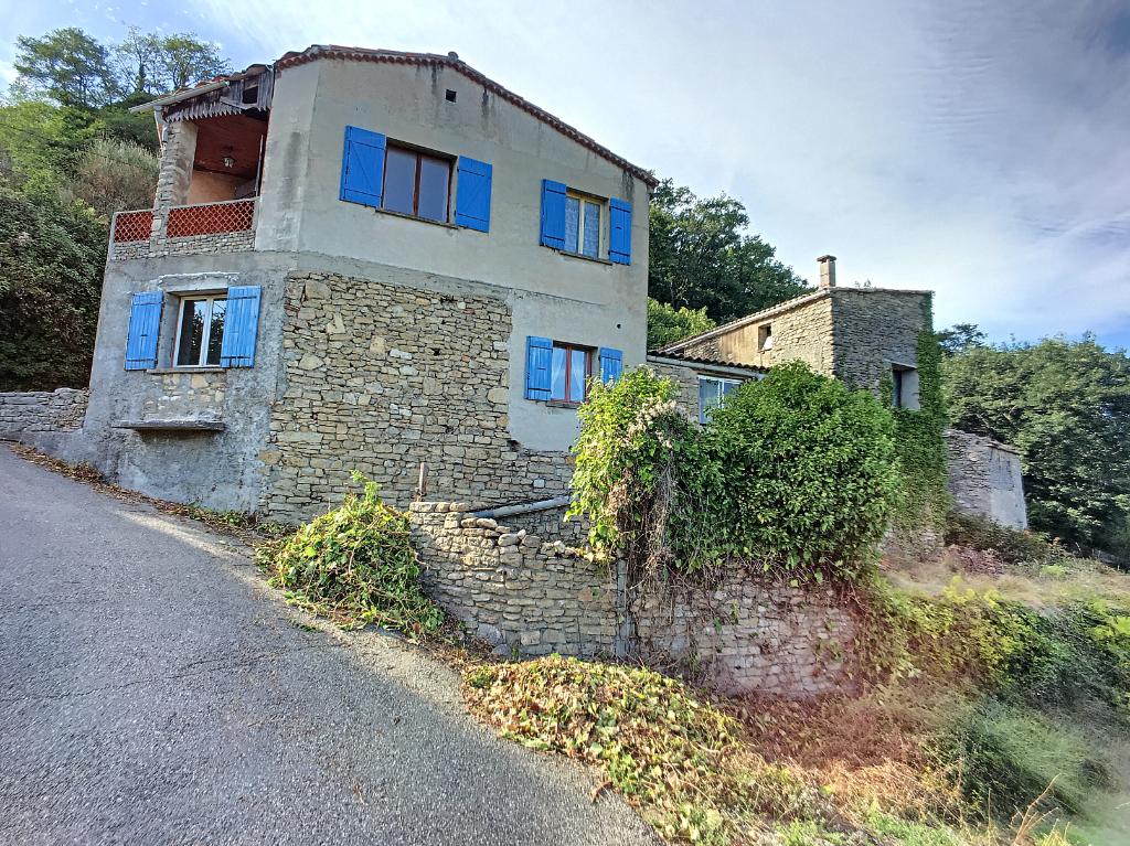 Maison Entrechaux 8 pièces 155 m² - 227 900 Euros -