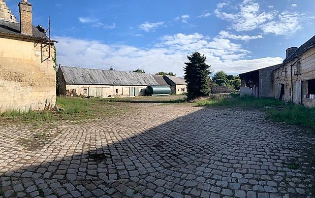 Corps de ferme Crepy 7 pièce(s) 300 m2