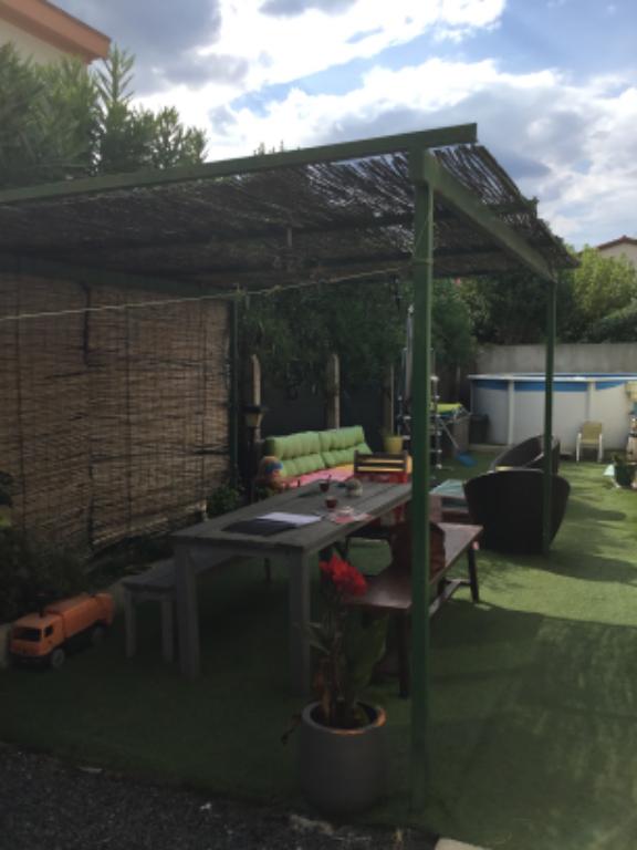Appartement  4 pièce(s) 71 m2 avec jardin