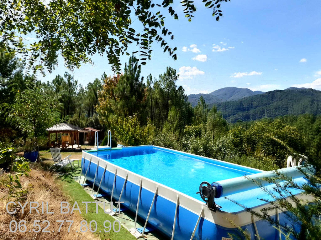 Maison, 4 pièce(s), 86 m2, piscine avec vue panoramique