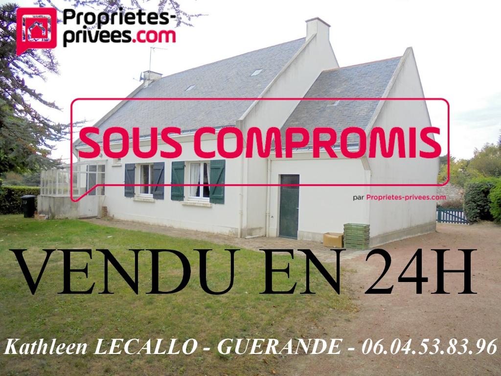 Maison Guerande 6 pièce(s) 85 m2