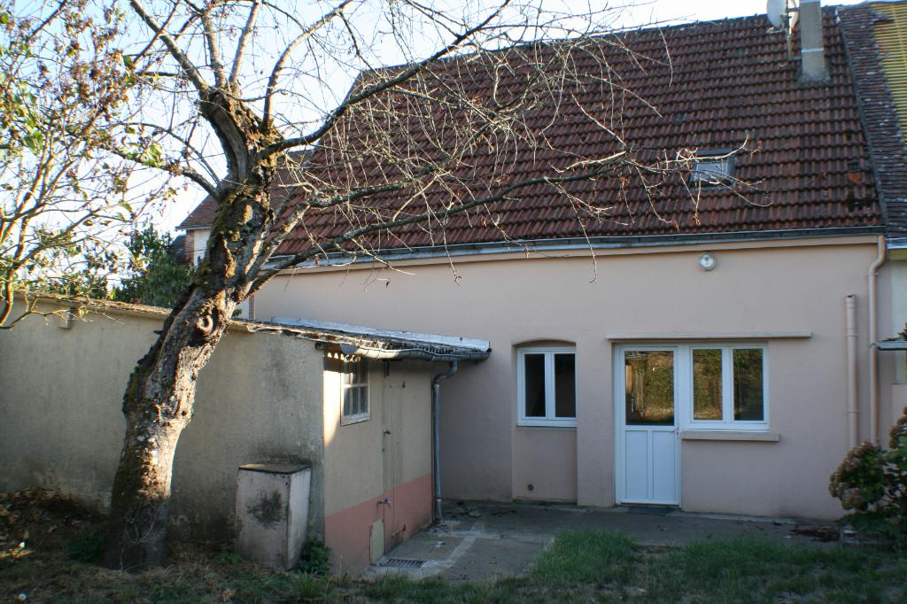 Maison de Bourg rénovée