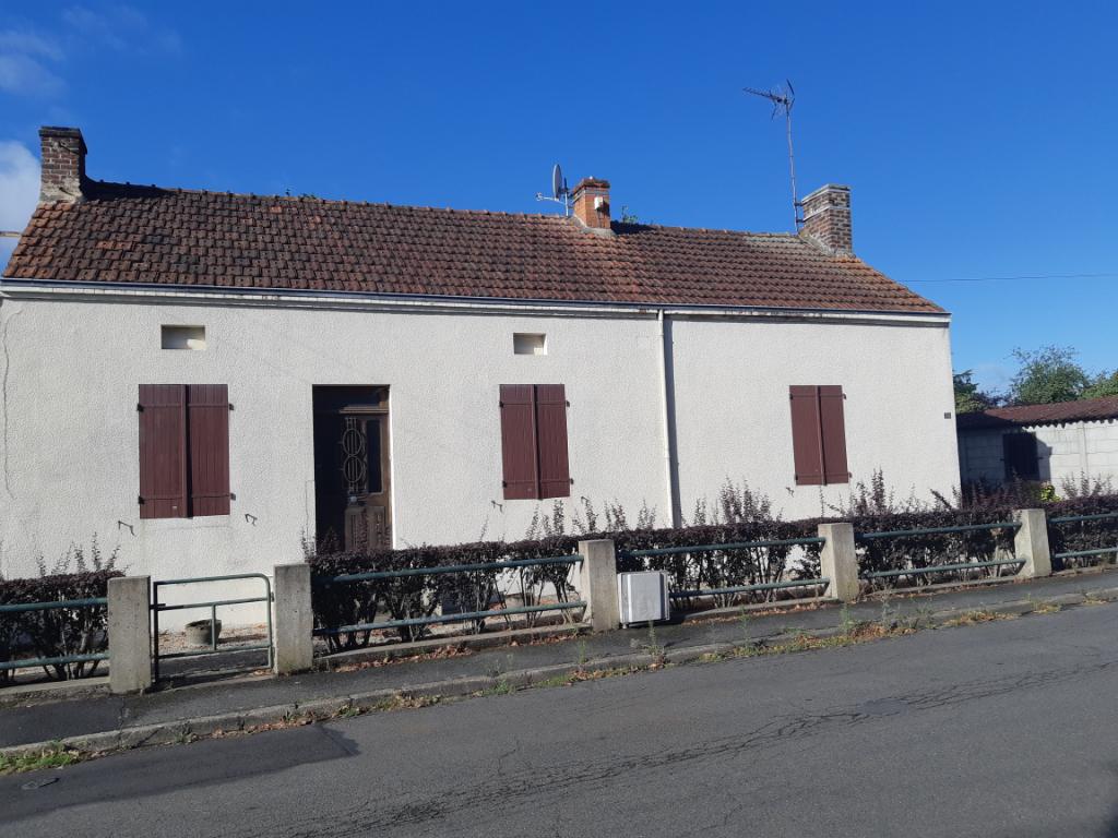 Maison Montceau Les Mines 5 pièce(s) 85 m2