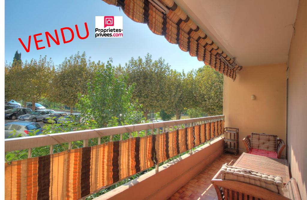 EXCLUSIVITÉ- CANNES 06150 -3 PIÈCES 54 m² + GARAGE + CAVE