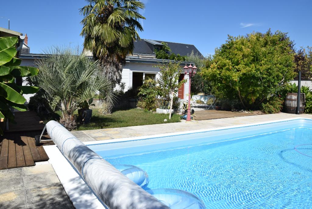 Superbe maison avec piscine chauffée sans vis-à-vis