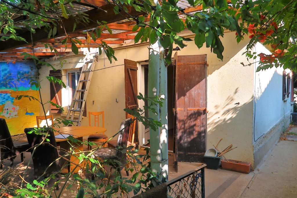 Maison Osny 3 pièces de 60 m² sur un terrain de 1010 m²
