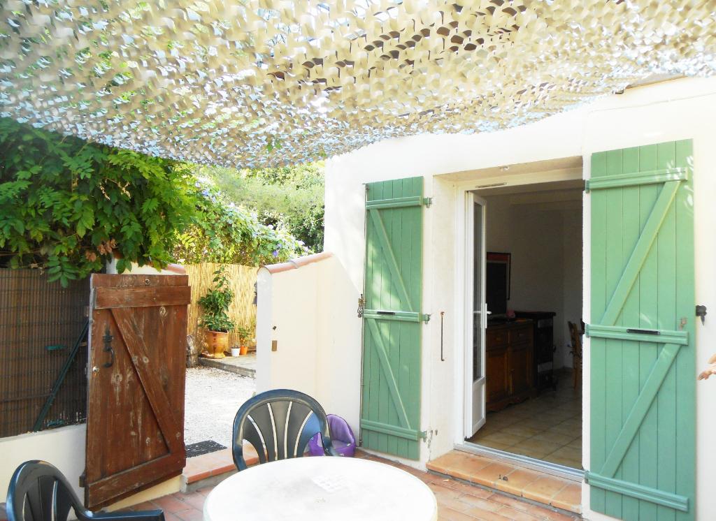 Appartement Toulon 3 pièce(s) 53 m2 avec terrasse