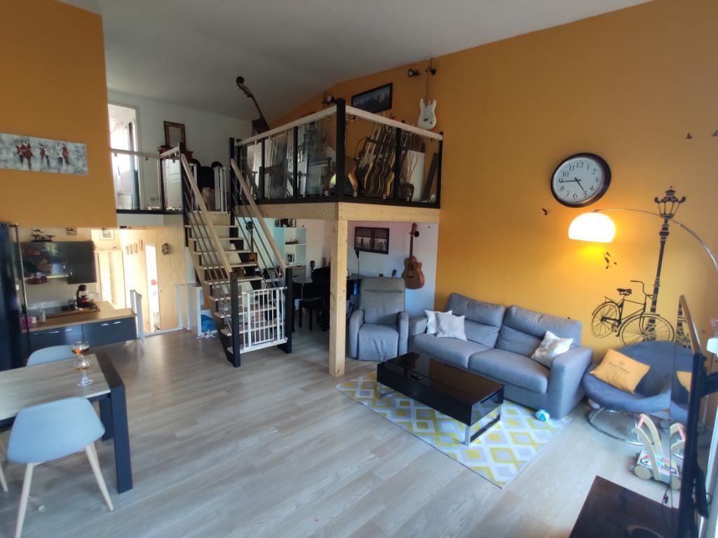 Appartement Reims 4 pièce(s) 90 m2