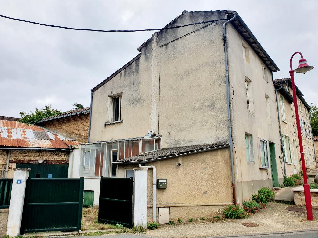 Maison Saint Georges Les Baillargeaux 6 pièce(s) 80 m2