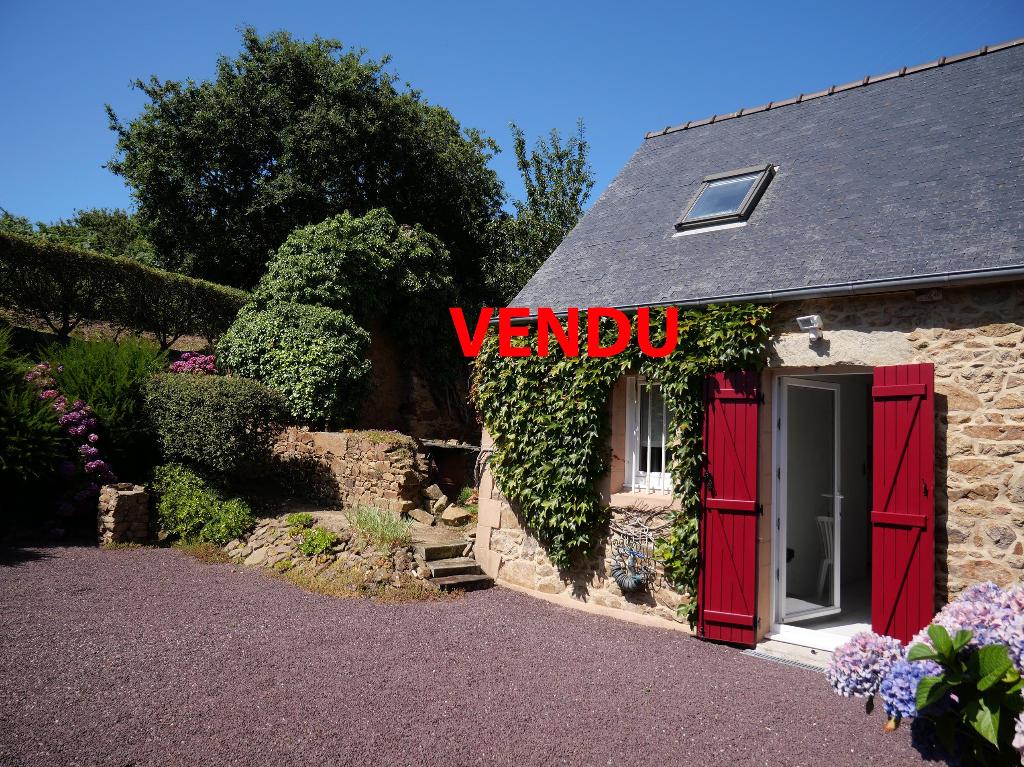 Maison en pierre Lanmodez 2 pièce(s) 43.25 m2