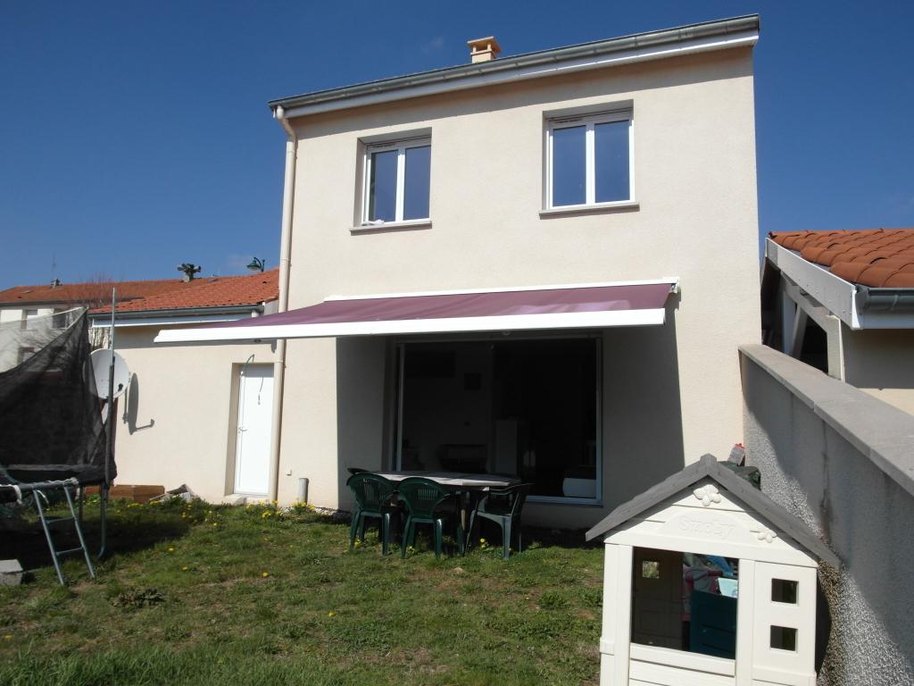 Villa Jonzieux 5 pièces 99m² terrain et garage