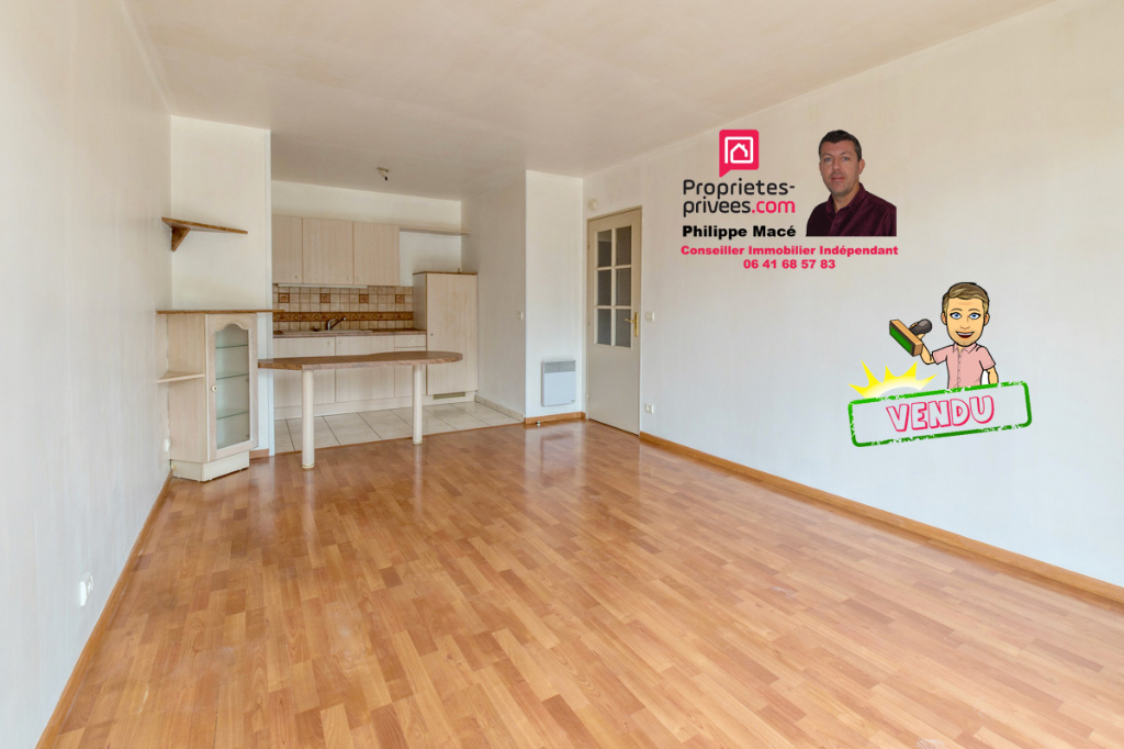 Appartement T2 - 43m2 - CLAYE SOUILLY (77410)