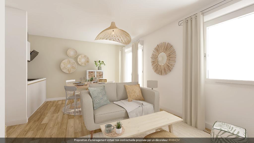 Appartement Saint Brevin L'Océan 2 pièce(s) 32,36 m2