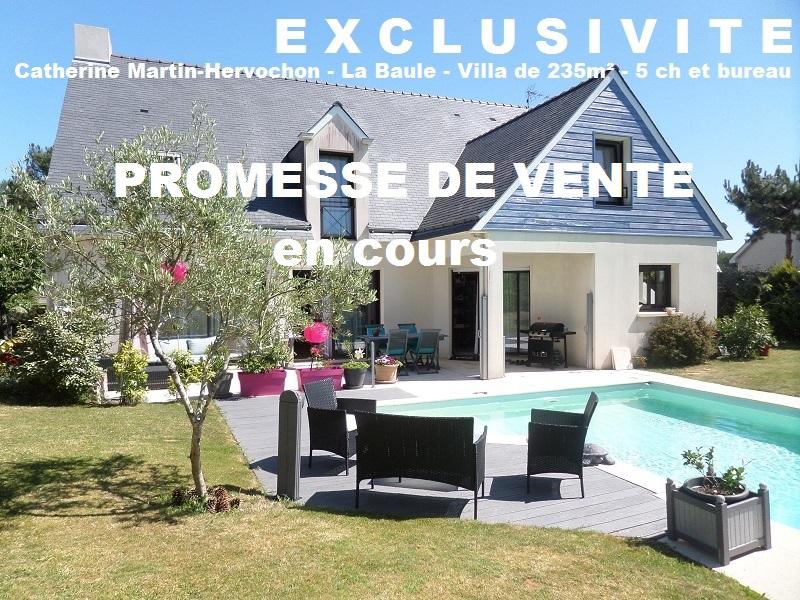 Villa de 5 chambres et bureau sur jardin avec piscine