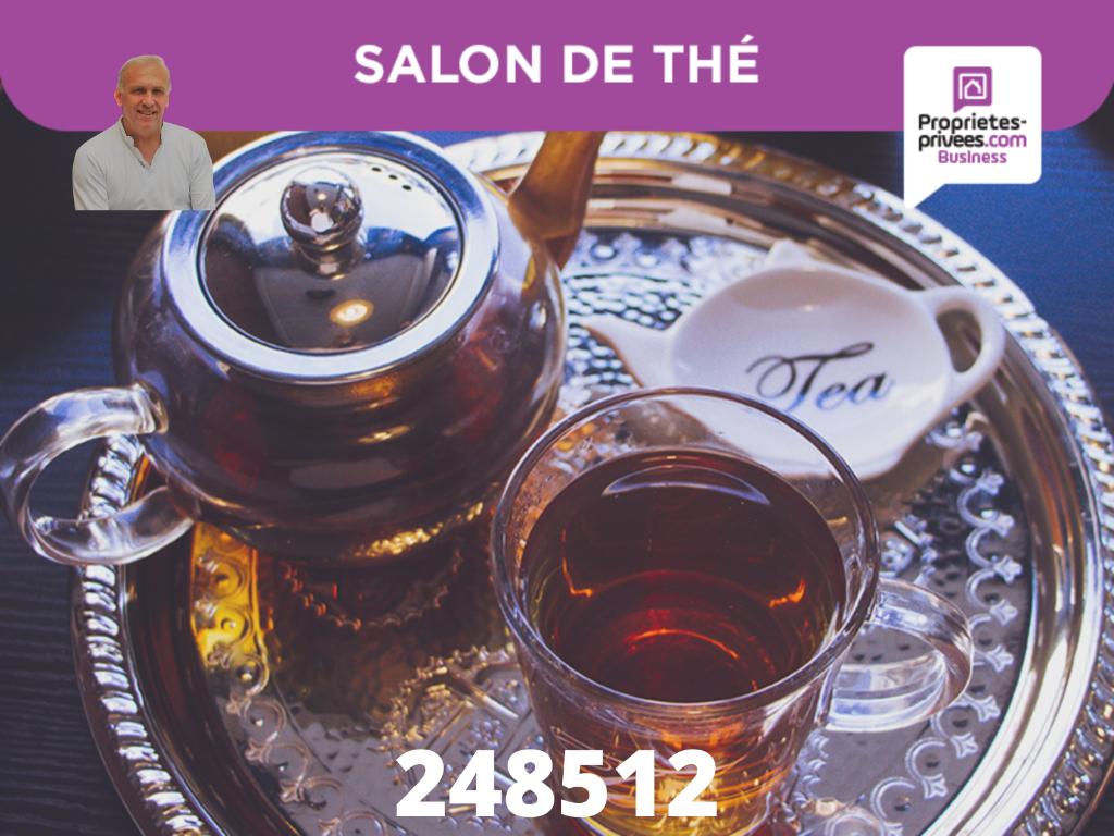 TOULOUSE -  SALON DE THE & CREPERIE  & SANDWICHERIE TOULOUSE 95 M² - 99 900  Charge Vendeur