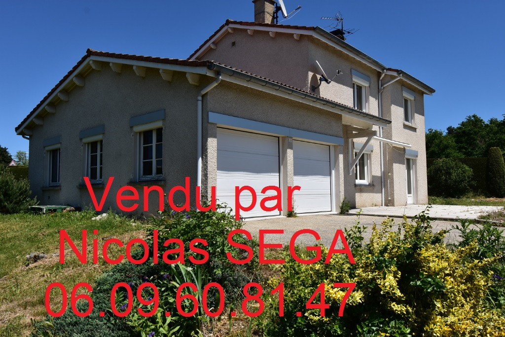 Ste Sigolène, 43600, Maison T6, 4 chambres sur 1718 m² de terrain