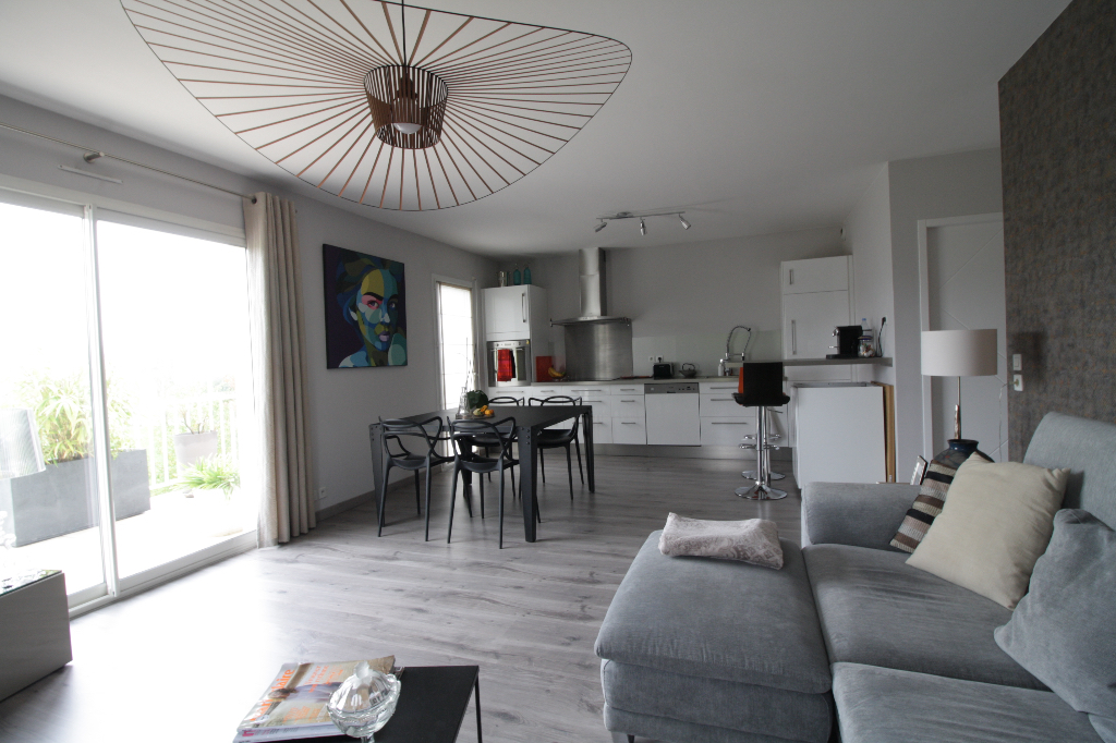 Lons 64140 Appartement T3-71 m2