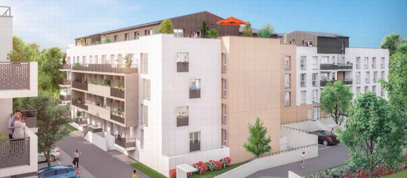 Appartement T4 - 76m2 - MEAUX (77100)