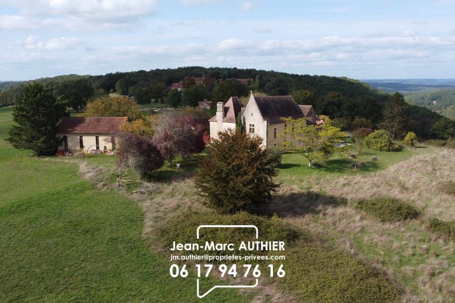 Demeure de prestige Saint Cyprien 13 pièce(s) 450 m2 belle vue dominante