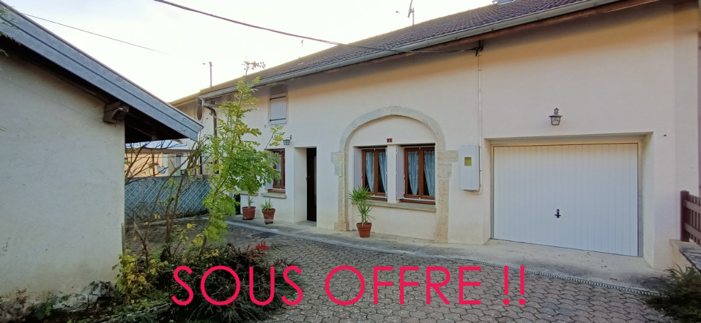 Maison Arinthod 4 pièce(s) 100 m2