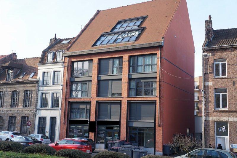 T3 de standing, quartier aéré du Vieux Lille
